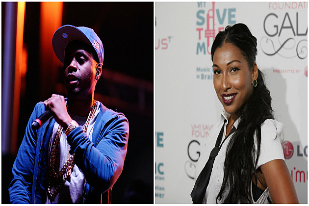 Hip Hop Legend Nas is Rumored to be Dating Singer Melanie Fiona - [Photos]