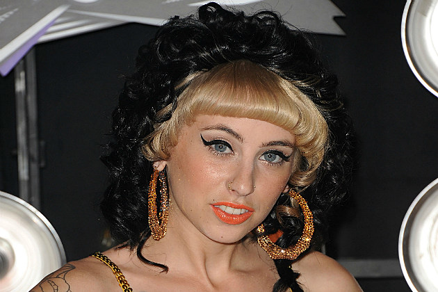 Rapper Kreayshawn Tweeted She Only Made One Cent Off Her Album