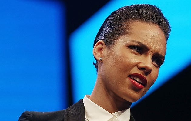 The Beautiful and Talented Alicia Keys Fired From Blackberry