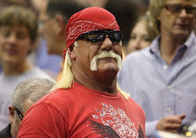 Hulk Hogan Shows Fans His New Air Jordan Shoes on Twitter