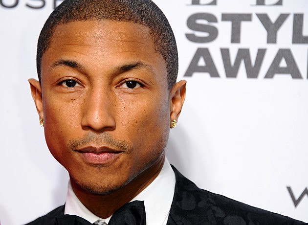 Pharrell Announces 'G.I.R.L.' as His Sophomore Album Releasing in March 2014