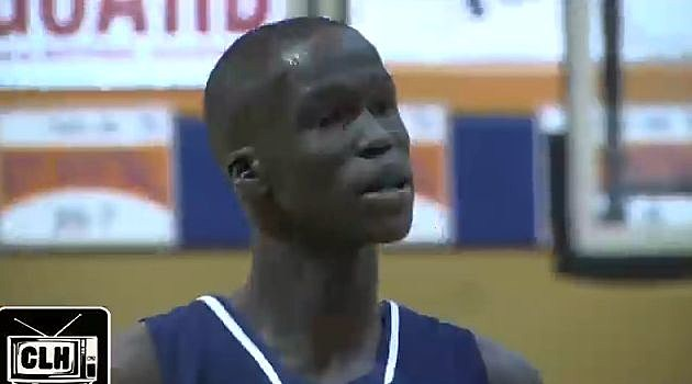 The 7 Foot High School Sophomore Thon Maker is the Next Big Basketball Name