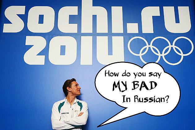 Sochi Problems