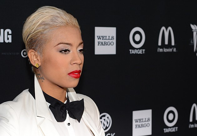 Heart Broken Keyshia Cole Sings Her Break Up Away in 'Next Time'
