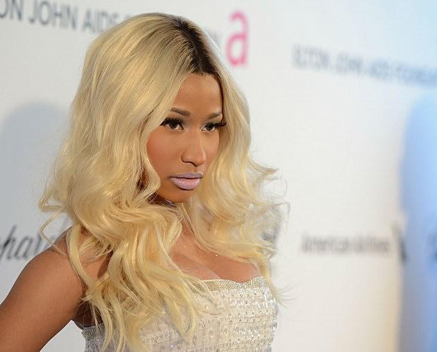 The Seductive Nicki Minaj Shows Off Bikini Body in Mexico
