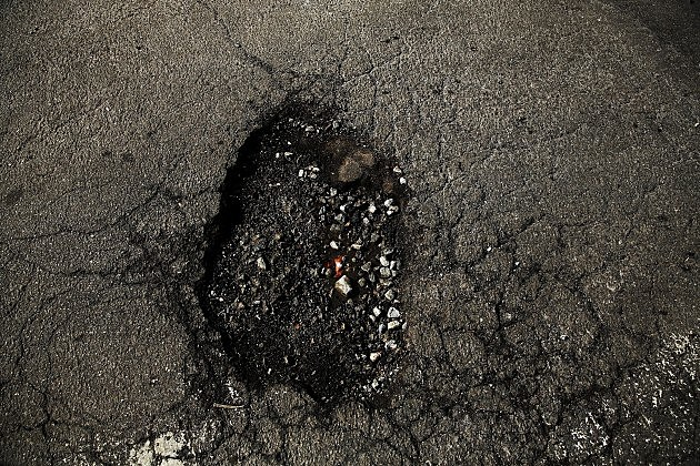 Flint Potholes
