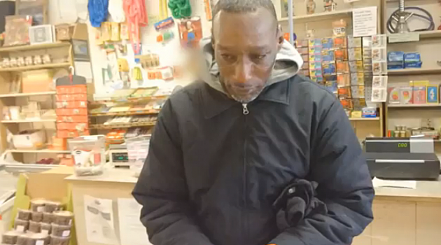 Man Gives Homeless Guy a Winning Lottery Ticket and His Reaction is Priceless