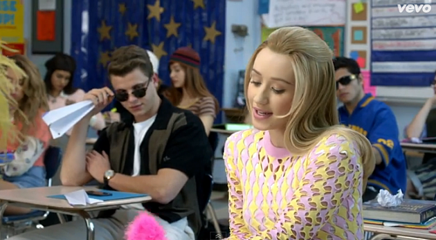 The Beautiful Iggy Azalea Goes Clueless in 'Fancy' Video Featuring Charli XCX