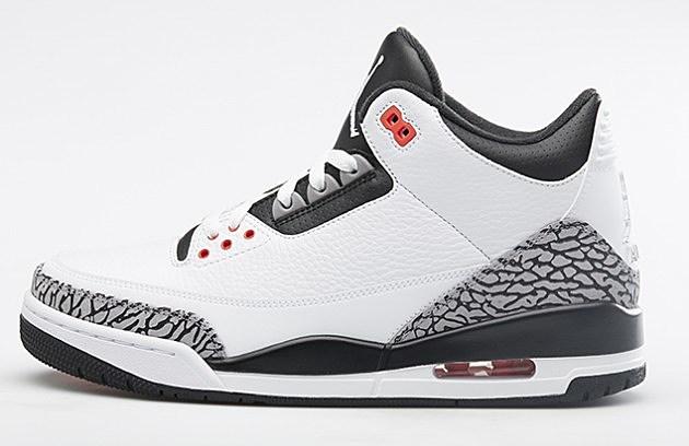 The Air Jordan 3 Retro 'Infrared 23' is Releasing Soon