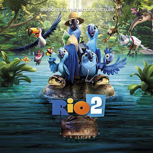 Listen to 'Rio 2' Movie Soundtrack, Ester Dean 'Rio Rio' Featuring B.o.B.
