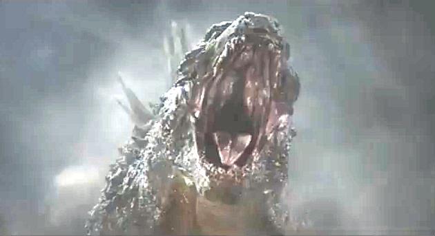 Godzilla Extended Trailer