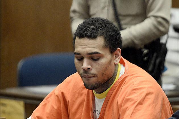 Chris Brown More Jail