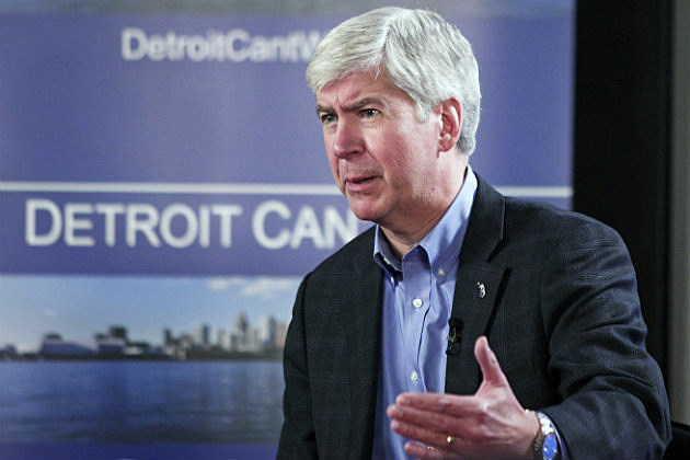 Rick Snyder Minimum Wage