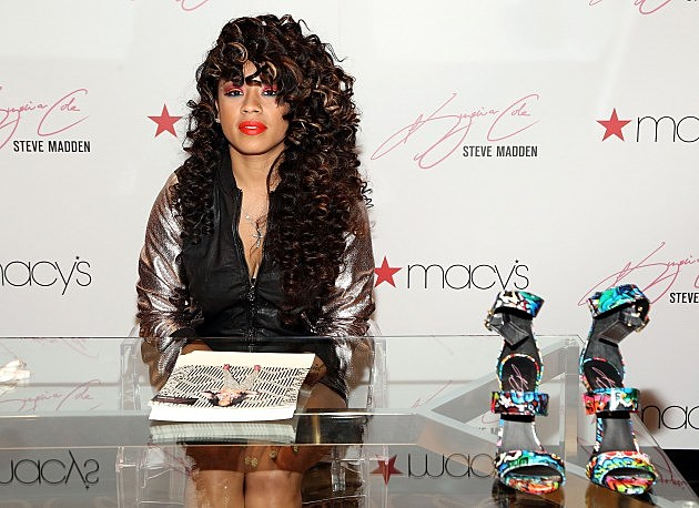 Keyshia Cole Ready to End Troubled Marriage With Husband Any Day Now