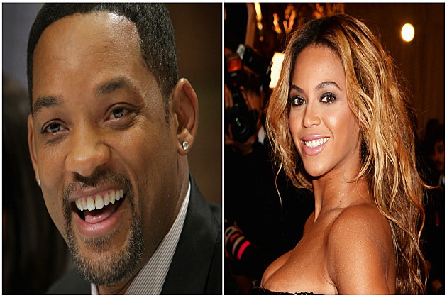 The Beautiful Beyonce Rumored to Join Will Smith on 'Hancock' Sequel