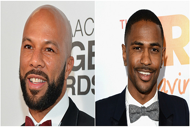 Listen to Common and Big Sean Trade Verses on 'Diamonds'