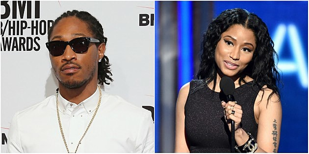 Listen Future's 'Rock Star' Featuring Nicki Minaj [NSFW] - Audio