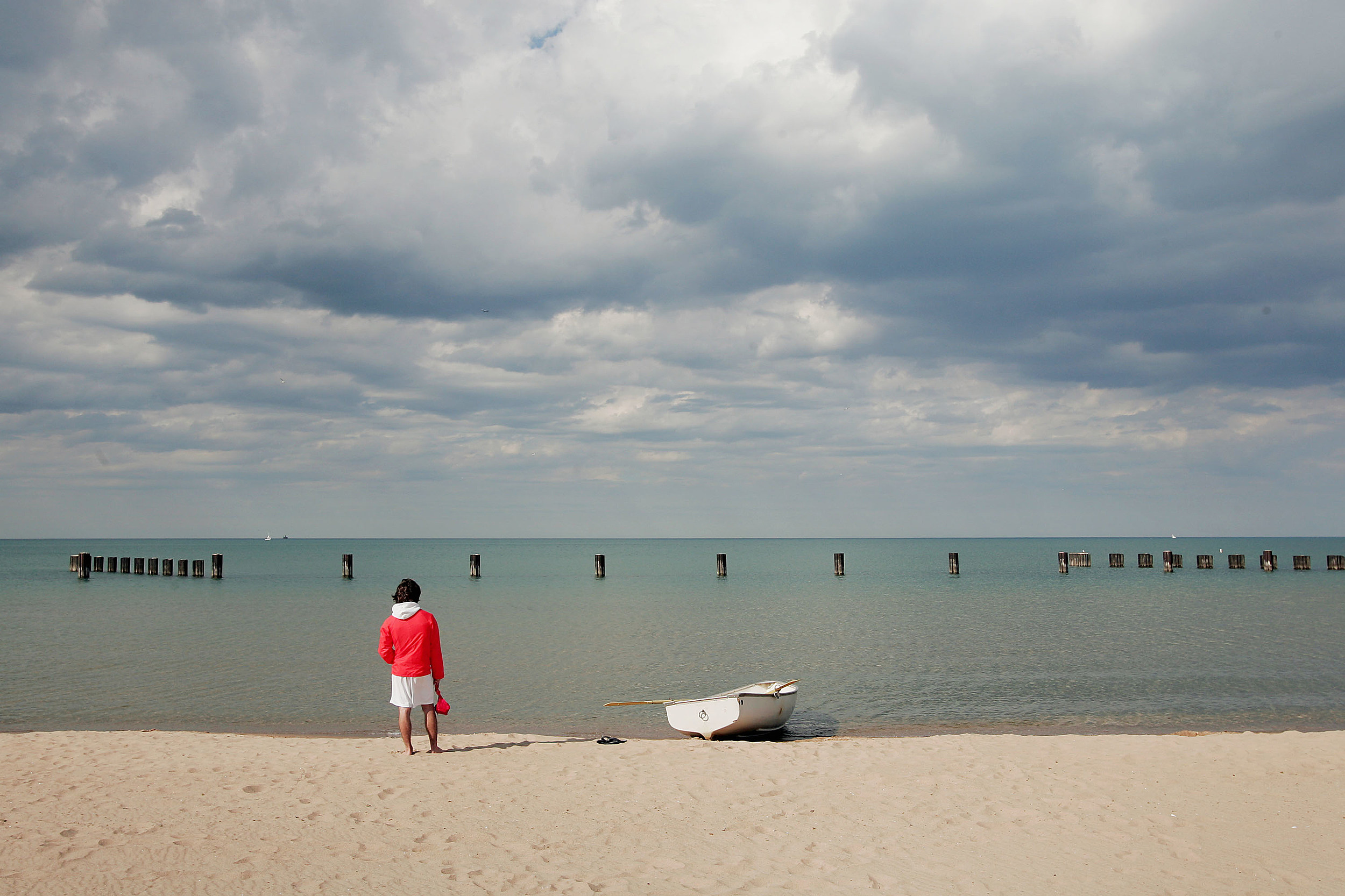 Public Beaches Open In Chicago