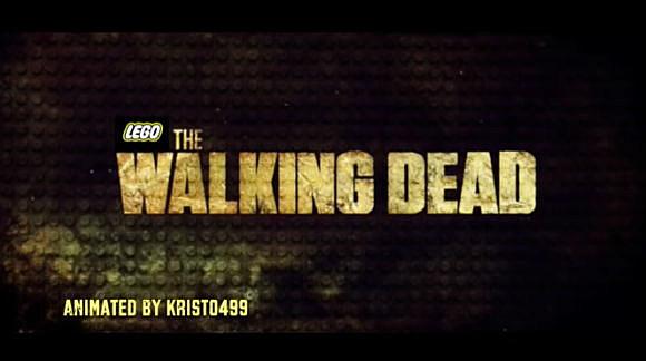Lego Walking Dead-Kristo 499 via YouTube