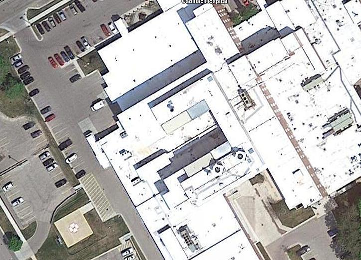 Munson Healthcare Cadillac Hospital via Google Maps